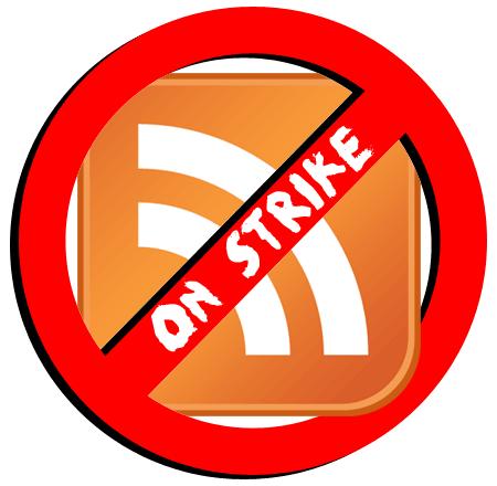flux rss en grève