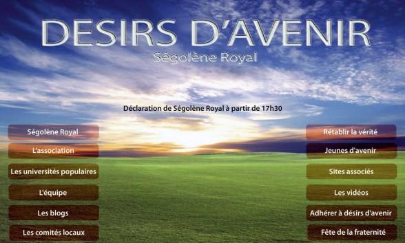 desirsdavenir-2009