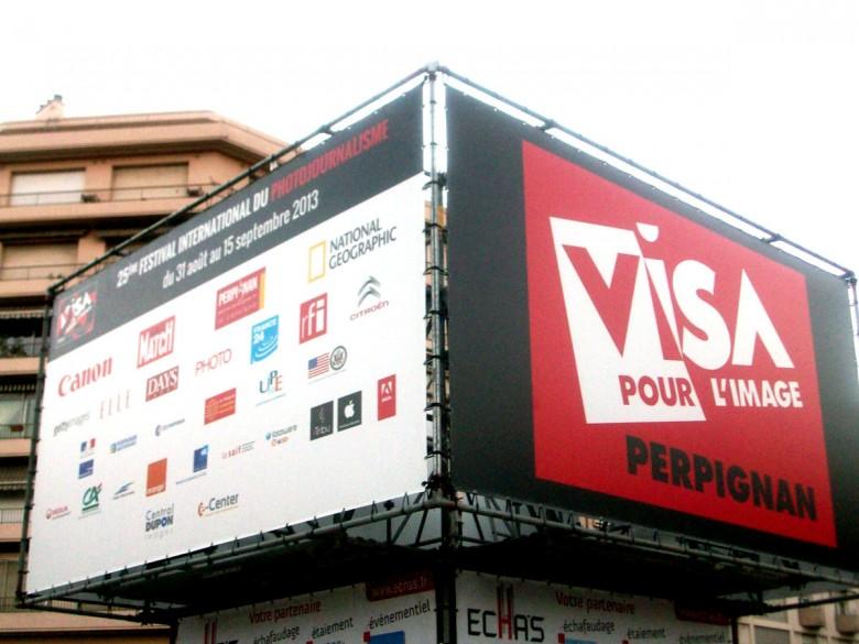Visa pour l'image, les sponsors